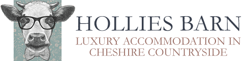 Hollies Barn Logo